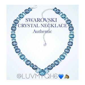 SWAROVSKI CRYSTAL NECKLACE Authentic